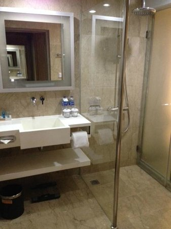 Hotel Novotel Jakarta Gajah Mada : Bathroom