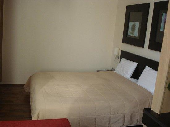 Grand Hotel: dormitorio