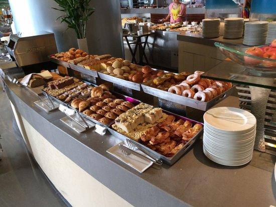 MGM Grand Sanya: breakfast