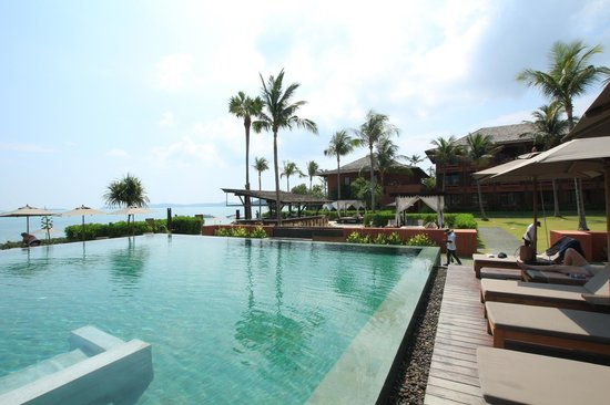 Hansar Samui Resort: Pool