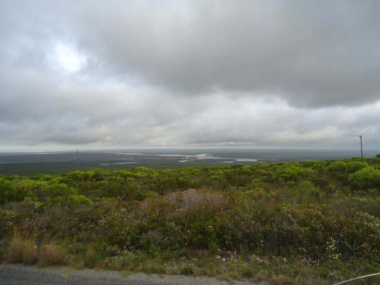 De Hoop Nature Reserve: The view from the top