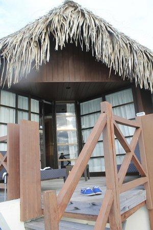 InterContinental Tahiti Resort & Spa : over water room