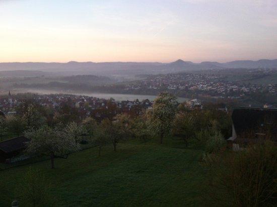 Schönbuch Hotel: Sonnenaufgang