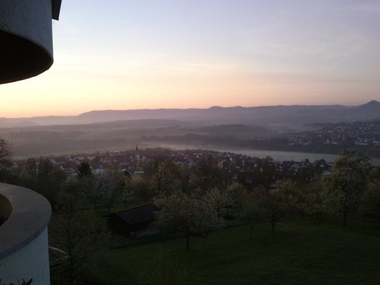 Schönbuch Hotel: Blick aus dem Fenster