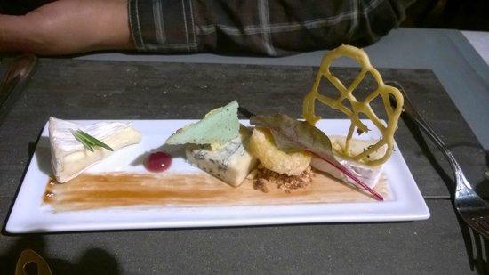 Restaurant Valentijn: Fromage