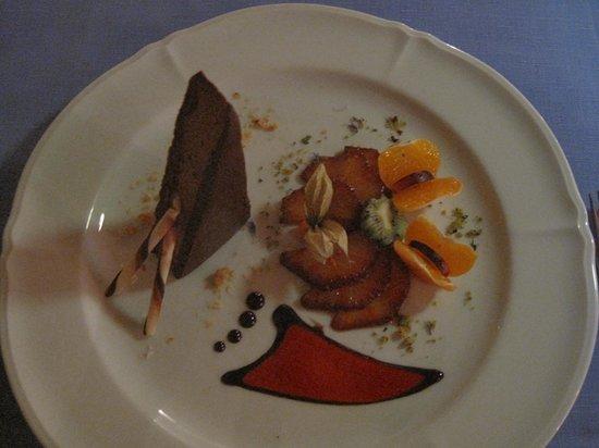Hotel Weisses Kreuz: Dessert