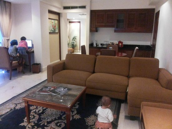 Arion Swiss-Belhotel Bandung: so relax....