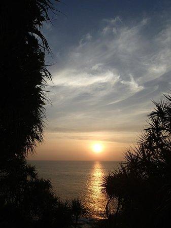 Similan Islands: 夕日トレッキング