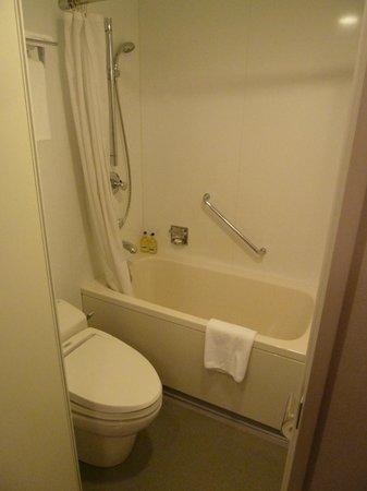 Citadines Shinjuku Tokyo: Salle de bains