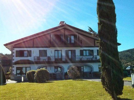 Hotel Gametxo: El Hotel