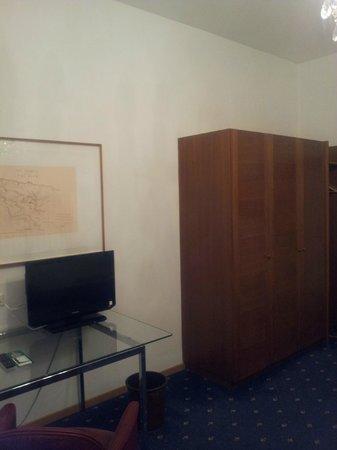 Hotel KUNSThof : Номер