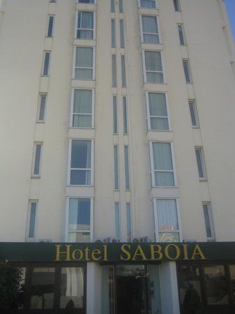 Saboia Estoril Hotel: front view of hotel