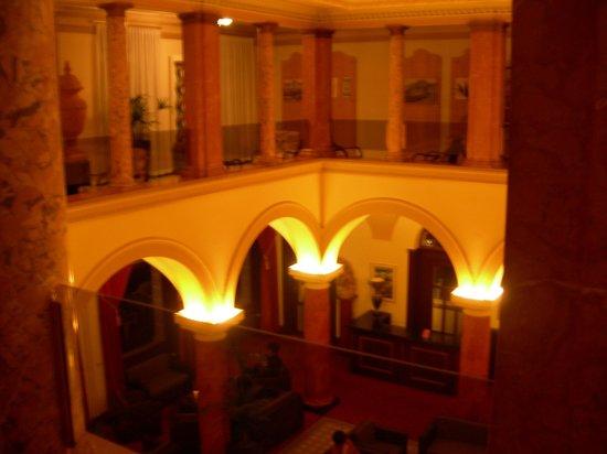Hotel Terrace: La Lobby