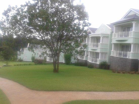 Hemingways Nairobi: A view of the wonderful rooms