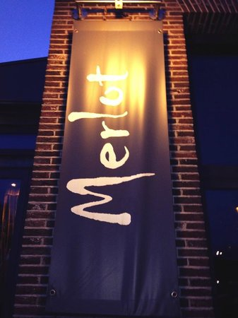 Merlot - Wijnbar & Restaurant: Restaurant Merlot, Amersfoort