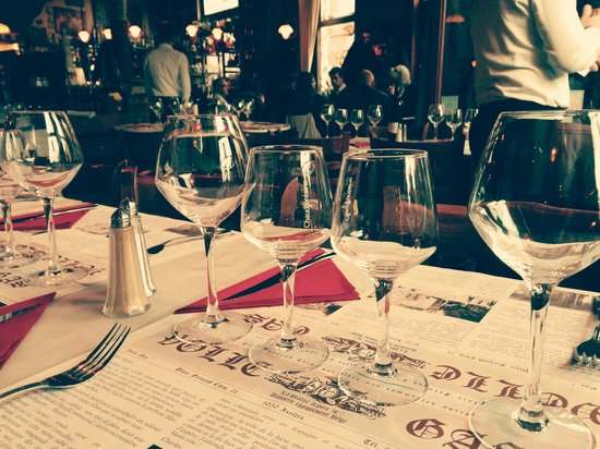 Le Volle Gas: A great dinner at Volle Gas