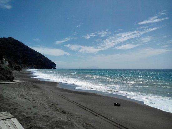 Albergo Olmitello: spiaggia dei maronti