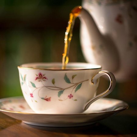 The t-Lounge on Chatham Street by Dilmah : Step in to the world of 'real' tea