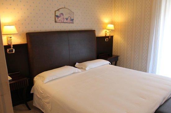 Hotel Palma: letto