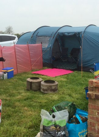 Pitchperfect Camping : Our pitch