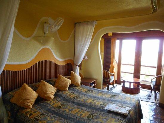 Mara Serena Safari Lodge : Beautiful Room