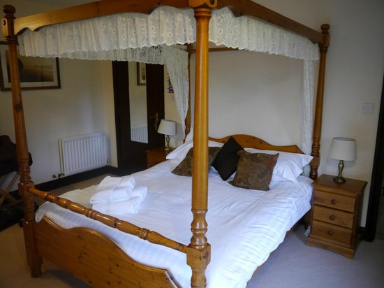 Ravenstone Lodge Hotel: Room Number 1