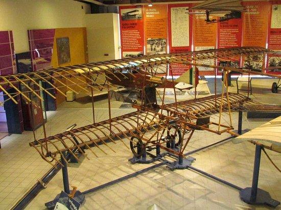 Museo dell'Aeronautica Gianni Caproni : i primi caproni