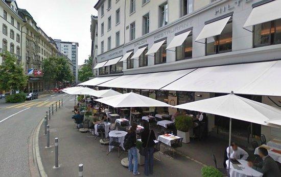 Haus Hiltl : HITL veg Restaurant