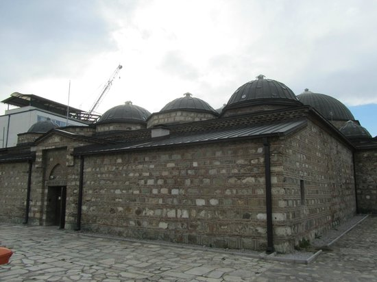 Daut  Pasha Hamam : From the outside