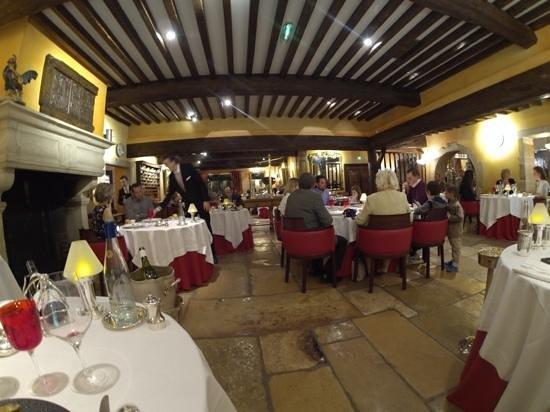 Restaurant Georges Blanc : Le restaurant, vraiment agréable et conviviale