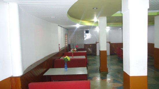 Hotel Polynia: resturant hotelpolynia