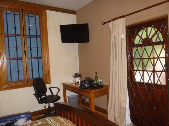 Cap Serein Guest House : Our room