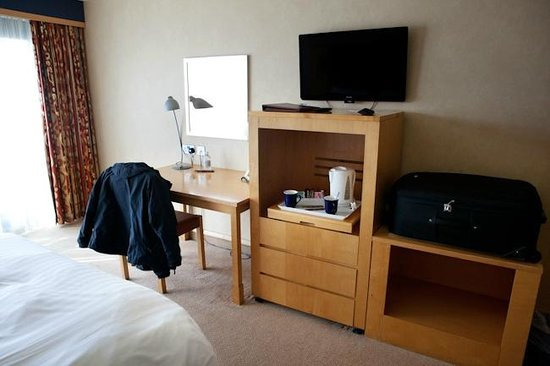 The Queensferry Hotel : Room