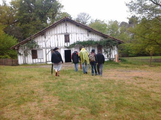 Écomusee de Marquèze : une maison