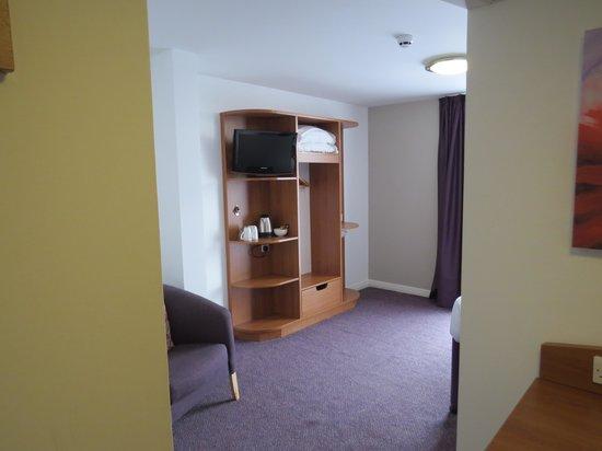 Premier Inn London Ruislip Hotel: Room 20