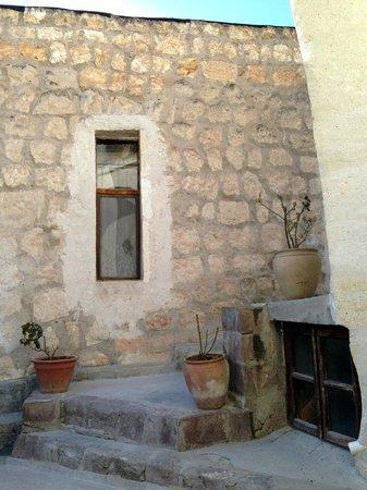 Melek Cave Hotel : Room Window
