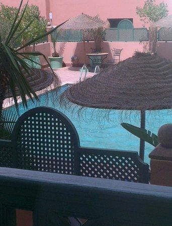 Mogador Opera: piscine