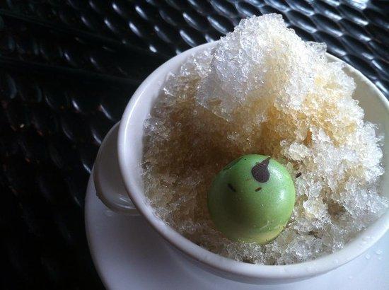 The Westin Kuala Lumpur : Ice Kacang and Praline