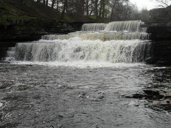 Aysgarth Falls: Lower Falls