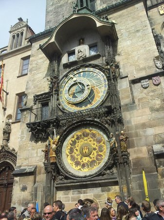 SANDEMANs NEW Europe - Prague : Prague Astronomical clock