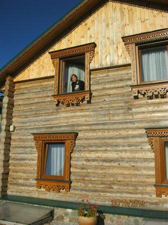 Svetly Terem Hotel: вид со двора