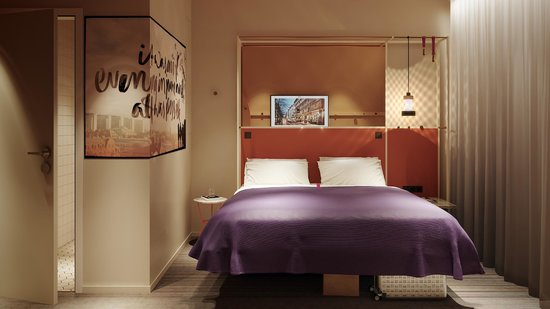 Scandic No. 53: Smart and comfy room with quality in the details