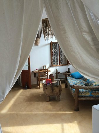 Zawadi Residence : terrazza