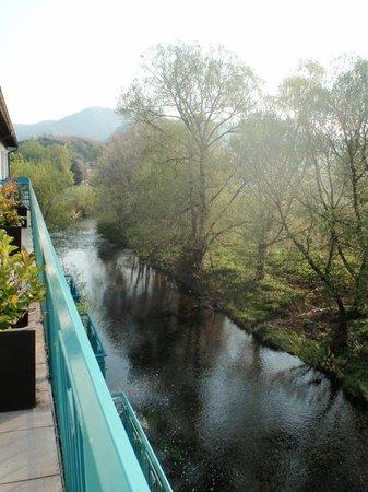 Hotel Lochmühle: Ahr-Blick