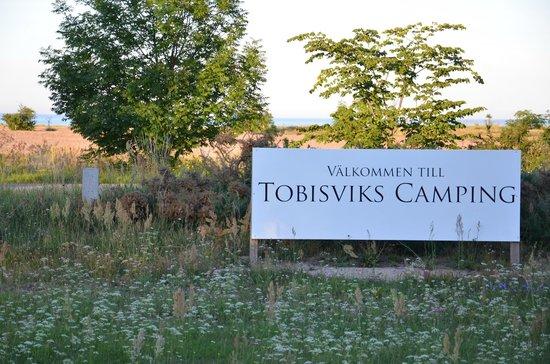 Tobisviks Camping: På väg..