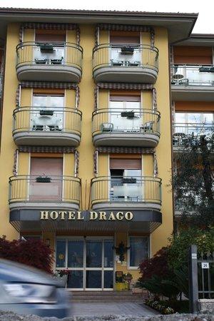 Drago Hotel: Facciata