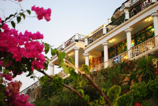 Platanias Palace : our restaurant afternoon