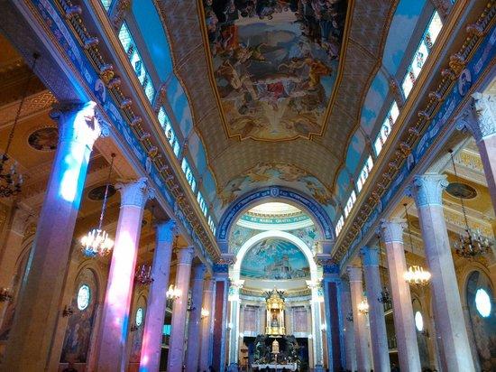 Sanctuary of the Madonna di Tindari : Interno