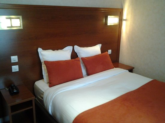 Hotel Terminus Lyon : room 56