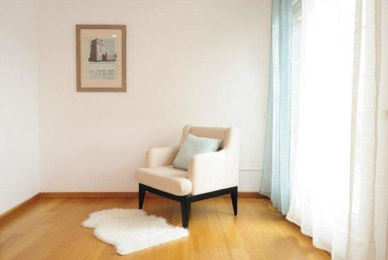 Cruz Apartments Lisbon: Double suite